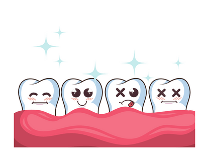 Diferentes tipos de tratamientos dentales