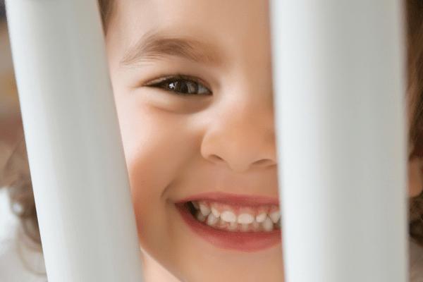 las caries en los niños